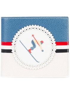 бумажник Skier Thom Browne