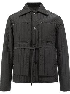 пуховая куртка с поясом Craig Green