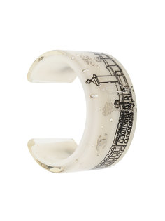 Chanel coco Place Vendôme cuff Chanel Vintage