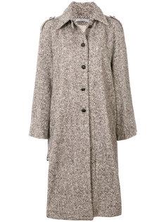объемное пальто Dusan