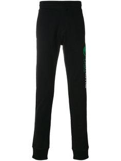 спортивные брюки с принтом Lanvin