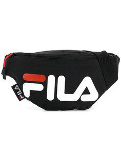 поясная сумка с логотипом Fila