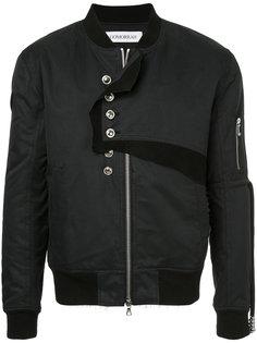 куртка с заклепками Gomorrah