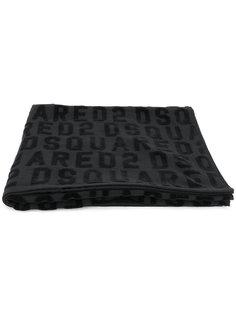 пляжное полотенце Icon Dsquared2