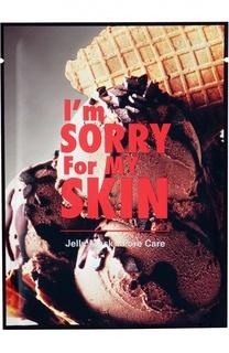 Тканевая маска для сужения пор и снятия воспалений Im Sorry for My Skin Sweets Ultru