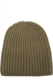Кашемировая шапка фактурной вязки Tegin