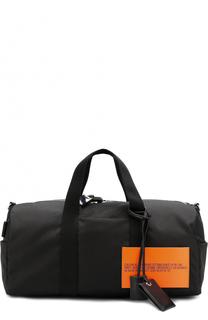 Текстильная дорожная сумка с плечевым ремнем CALVIN KLEIN 205W39NYC