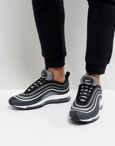 Черные кроссовки Nike Air Max 97 Ultra 17 918356-001 - Черный