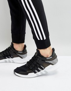 Черные кроссовки adidas Originals EQT Support ADV BY9585 - Черный