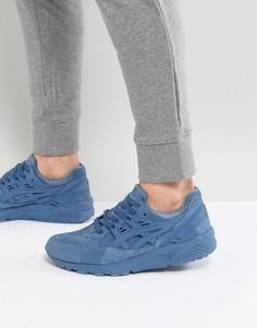 Синие кроссовки Asics Gel-Kayano HL7X1 4646 - Синий