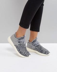 Женские кроссовки Adidas Tubular - Серый
