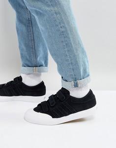 Черные кроссовки adidas Skateboarding Matchcourt CF CG4509 - Черный