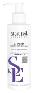 После депиляции Start Epil