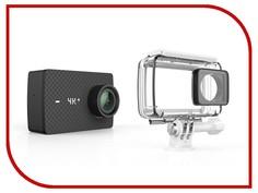 Экшн-камера YI 4K+ Action Camera Waterproof Case Kit Black