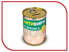 Копилка для денег Canned Money Анти-вирус от кризиса 415720