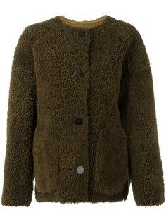 куртка из овчины Meteo By Yves Salomon