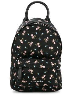 нано-рюкзак с цветочным принтом Givenchy