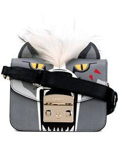 мини сумка на плечо jungle  Furla