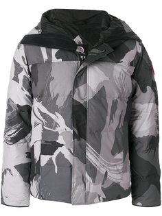 printed padded jacket  Canada Goose