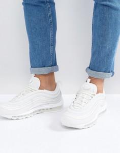 Белые кроссовки Nike Air Max 97 921826-100 - Белый