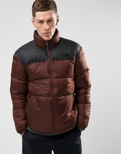 Пуховая куртка The North Face Nuptse3 2 - Красный