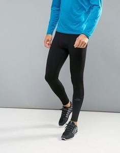 Черные спортивные колготки для бега The North Face Mountain Athletics - Черный