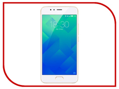 Сотовый телефон Meizu M5S 16Gb Gold