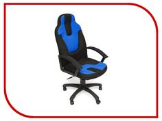 Компьютерное кресло TetChair Neo 3 Black-Blue 2603/2601