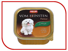 Корм Animonda Vom Feinsten Forest Оленина 150g для собак 82979