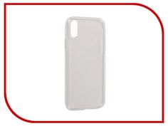 Аксессуар Чехол iBox Crystal Silicone для APPLE iPhone 8 Transparent