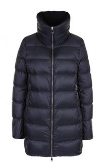 Пуховая куртка на молнии Moncler