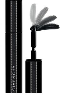 Удлиняющая тушь для ресниц с эффектом накладных ресниц Noir Interdir Givenchy