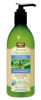 Жидкое мыло Avalon Organics