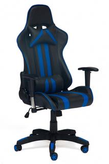Компьютерное кресло TetChair iCar Black-Blue