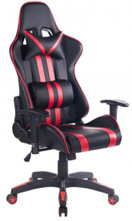Компьютерное кресло TetChair iCar Black-Red