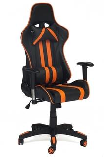 Компьютерное кресло TetChair iCar Black-Orange
