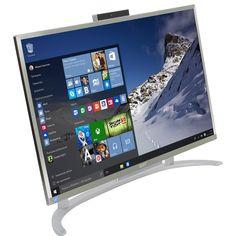 Моноблок Acer Aspire C22-720 White DQ.B7AER.006 (Intel Celeron J3060 1.6 GHz/4096Mb/1000Gb/Intel HD Graphics/Wi-Fi/Bluetooth/Cam/21.5/1920x1080/Windows 10)