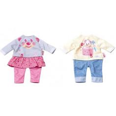 Кукла Zapf Creation Baby Born Комплект одежды для дома 823-149