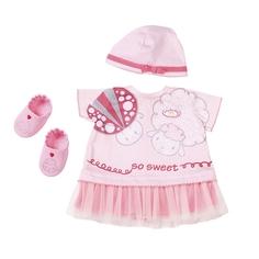 Кукла Zapf Creation Baby Annabell Одежда для тёплых деньков Brown 700-198