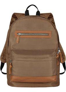 Рюкзак (серо-коричневый) Bonprix