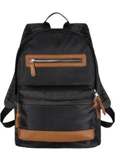 Рюкзак (черный) Bonprix