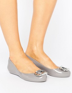 Балетки Zaxy Pop Charm - Серый