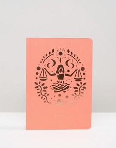 Блокнот со знаком зодиака Весы Portico - Мульти