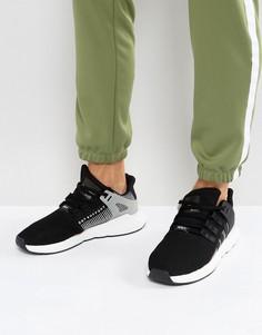 Черные кроссовки adidas Originals EQT Support 93/17 BY9509 - Черный