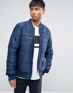 Куртка Dr Denim Nolan - Темно-синий