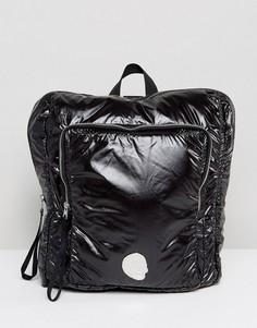 Лакированный рюкзак Cheap Monday - Черный