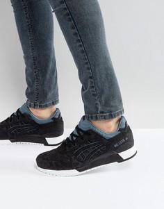Серые кроссовки Asics Gel-Lyte III - Серый