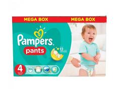 Подгузники Pampers Maxi 9-14кг 104шт 4015400697534