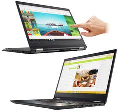 Ноутбук Lenovo ThinkPad Yoga 370 20JH002QRT (Intel Core i5-7200U 2.5 GHz/8192Mb/256Gb SSD/No ODD/Intel HD Graphics/LTE/Wi-Fi/Bluetooth/Cam/13.3/1920x1080/Touchscreen/Windows 10 64-bit)
