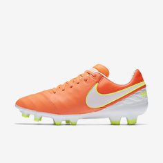 Женские футбольные бутсы для игры на твердом грунте Nike Tiempo Legacy II